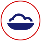 Mound in Dish Icon